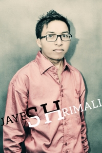 Jayesh Shrimali; Web Developer; Logo Designer