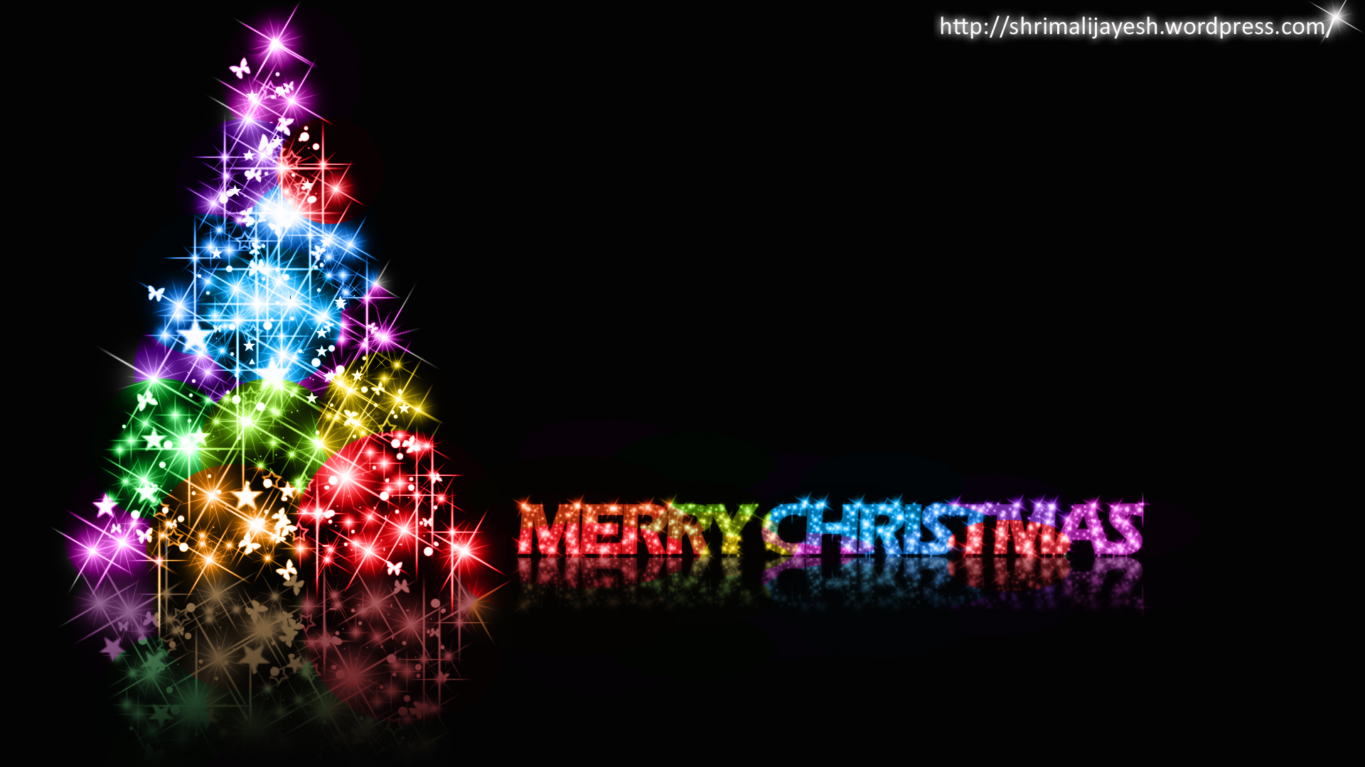 merry christmas wallpaper | jayesh shrimali
