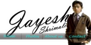 Shrimali; Jayesh Shrimali; Web Developer; Logo Designer