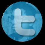 """""""Twitter logo and icon, Icon, Logo, Twitter icon, Twitter logo"""""""
